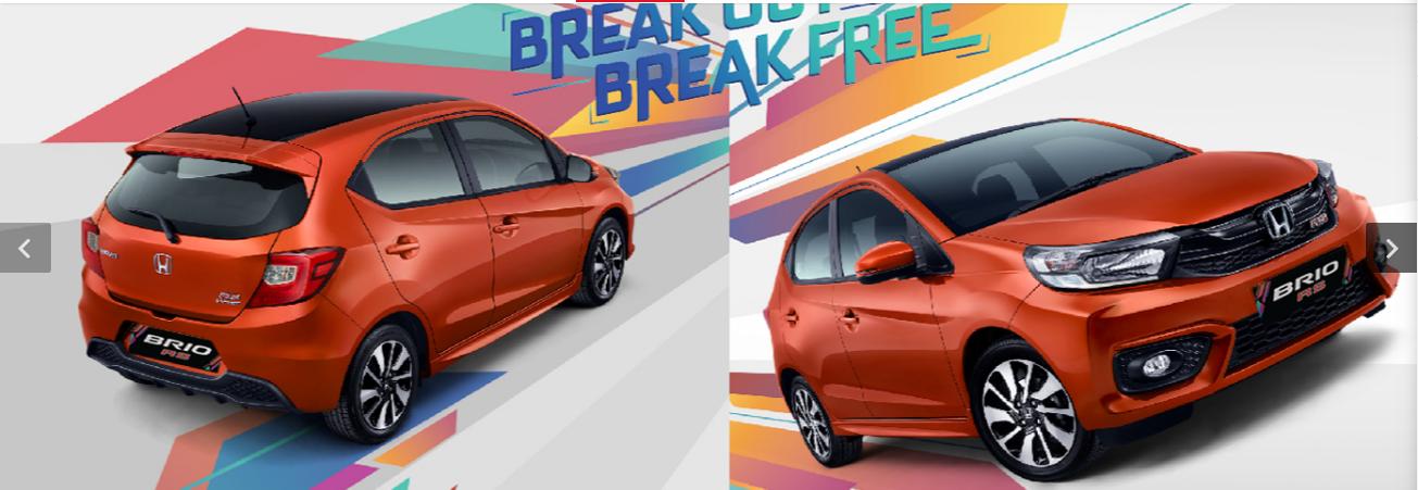Honda Brio-Promo Kredit Dp Ringan