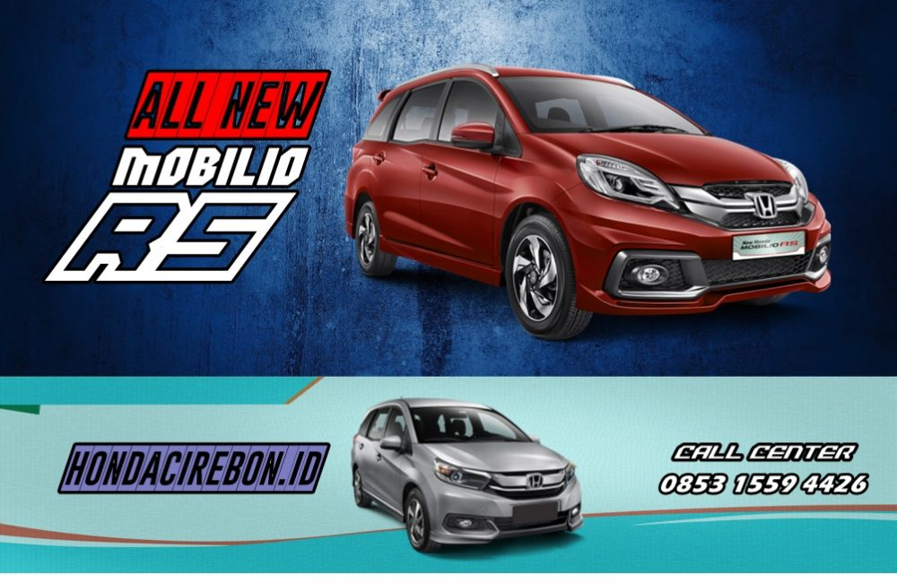 Honda Cirebon, Promo Honda Mobilio Cirebon