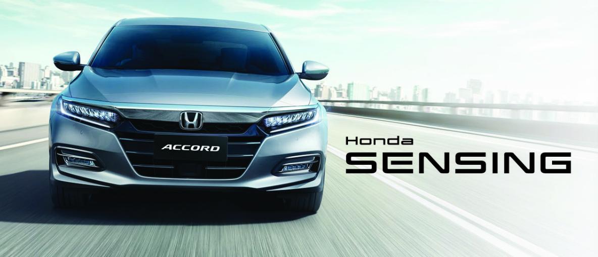 Honda Cirebon | All New Honda Accord telah dilengkapi dengan teknologi Honda SENSING